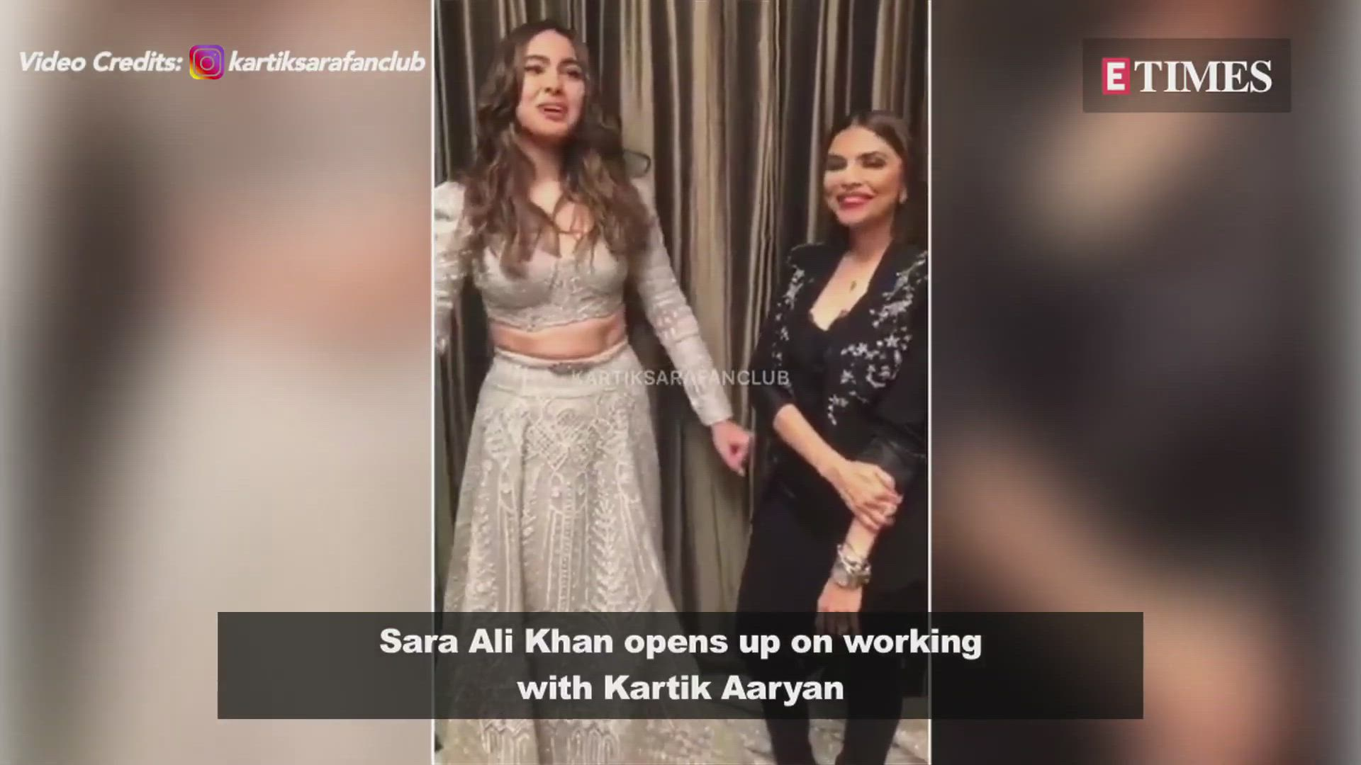 64th Filmfare Awards 2019 | Sara Ali Khan shares details