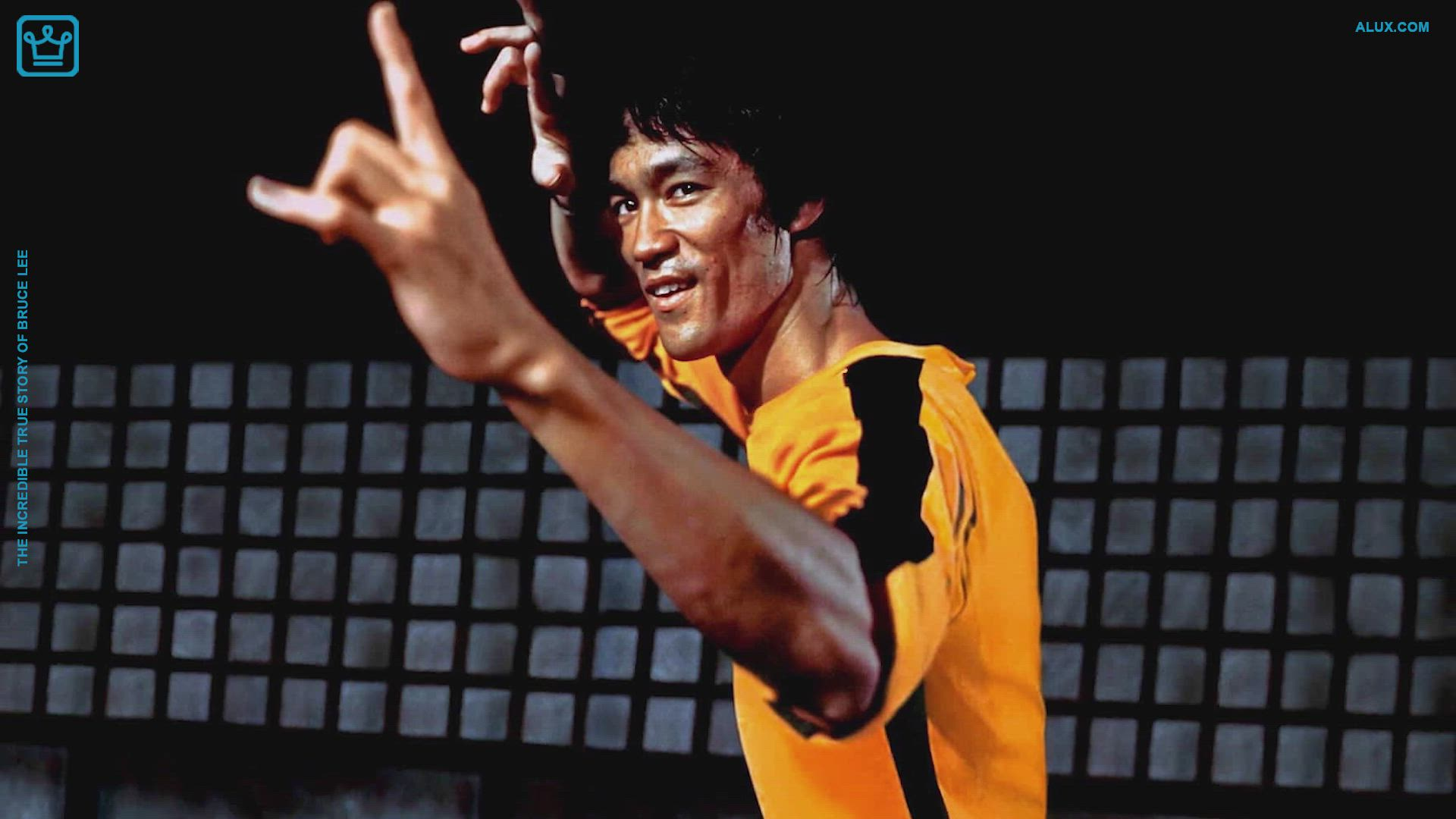 The Incredible True Story Of Bruce Lee